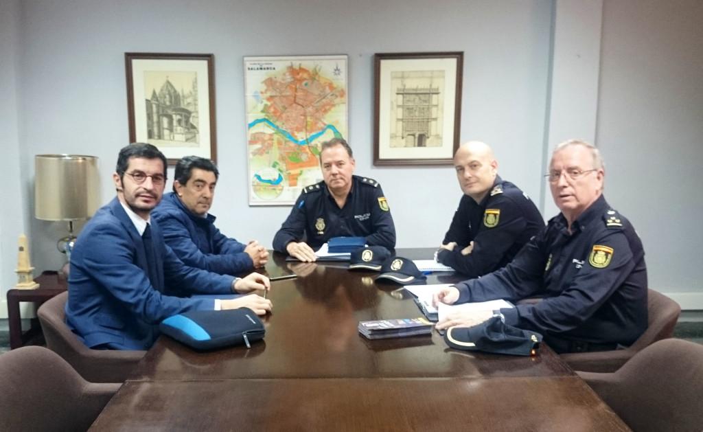 Reunión AESCO, CES y Policía Nacional-Navidad 2017 (1)