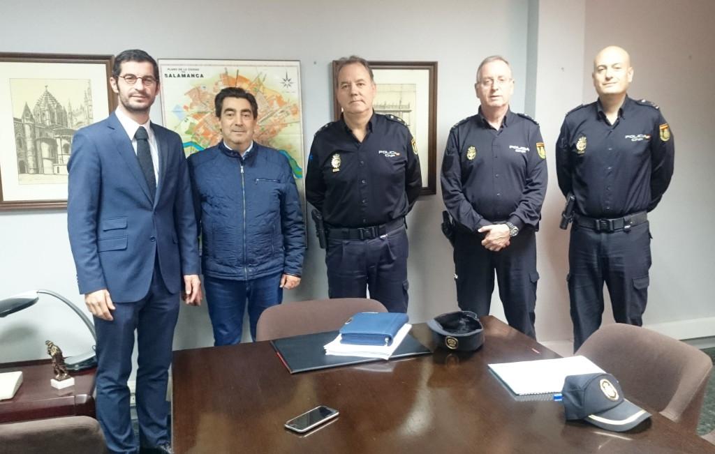 Reunión AESCO, CES y Policía Nacional-Navidad 2017 (2)