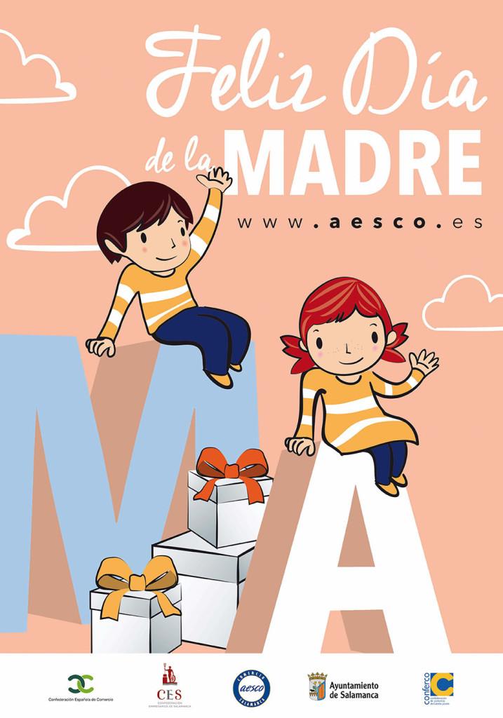 Cartel Día de la Madre 2019 (vertical)