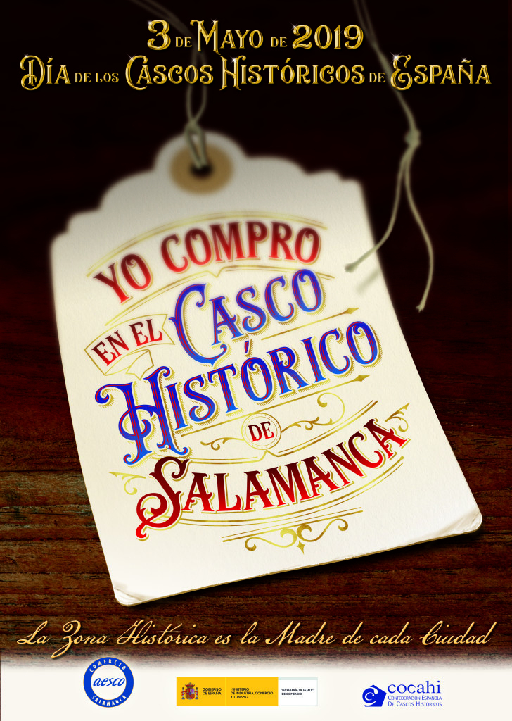 CARTEL-Yo compro casco histórico Salamanca