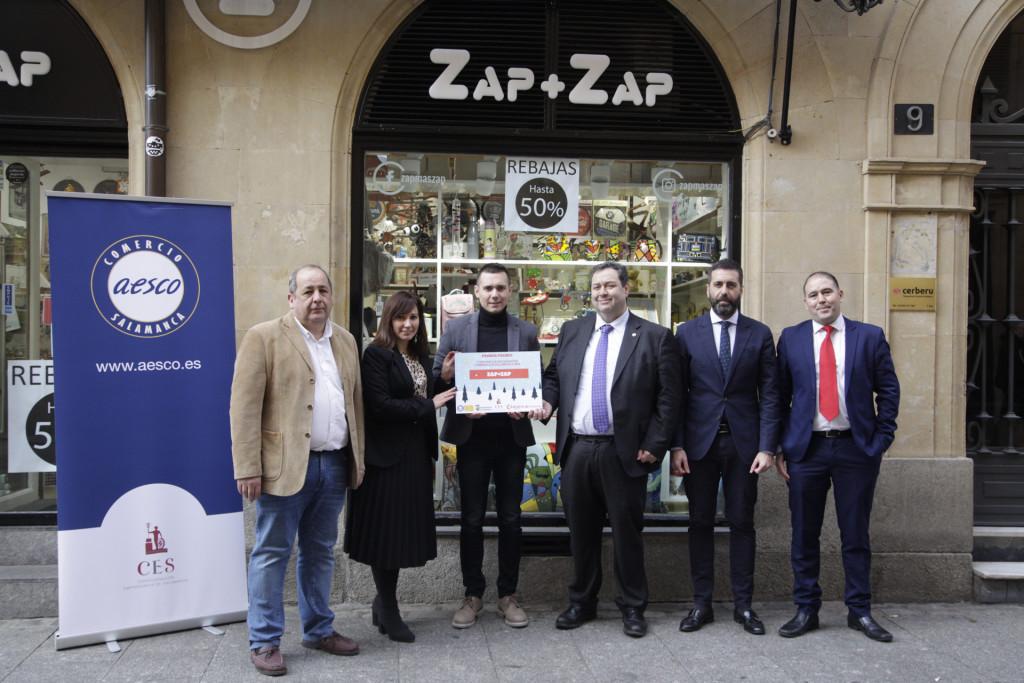 Entrega Premio Zap+Zap